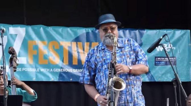 Joe Lovano Classic Quartet // Charlie Parker Jazz Festival 2015