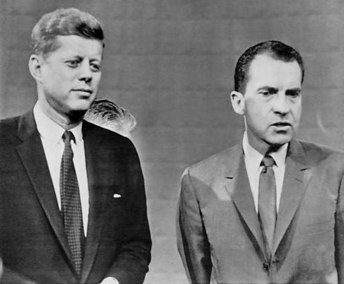 Presidential Debates: History From The Technical Side of 1960: Nixon / Kennedy