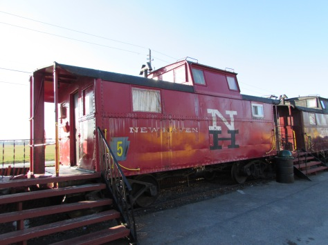 new-haven-caboose-ronks-pennsylvania