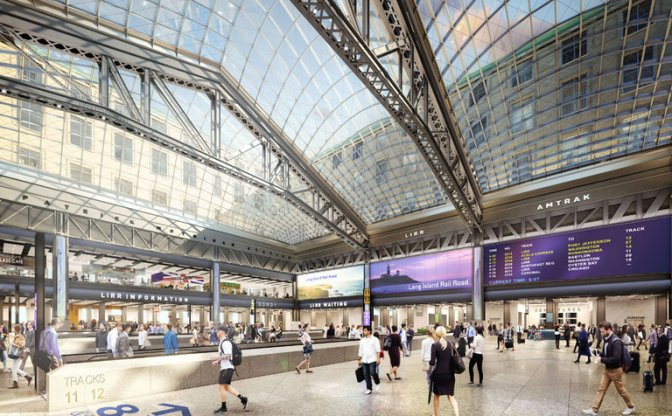 Governor Cuomo's Dreams About NY's Penn Station
