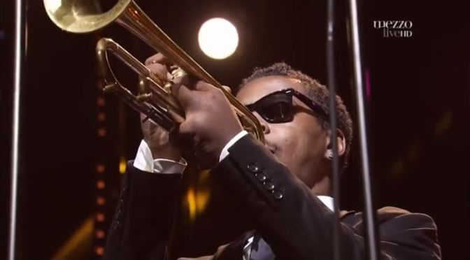 Roy Hargrove & Riccardo del Fra // Homage to Chet Baker // Jazz In Marciac 2011