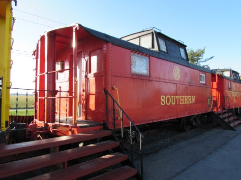 southern-caboose-ronks-pennsylvania