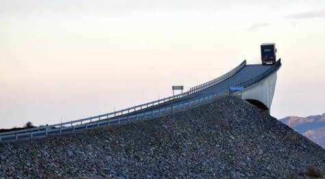 Storseisundet - The Most Fearsome Bridge Ever