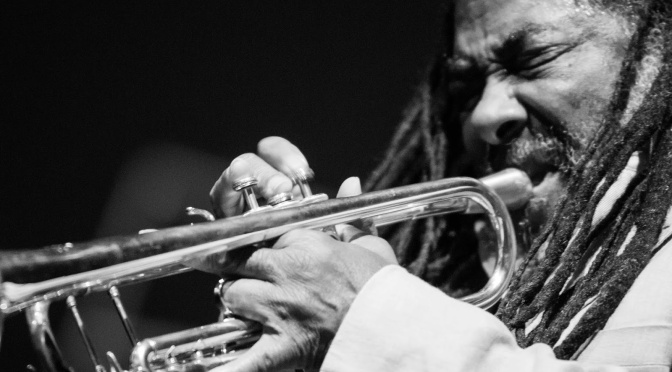 Wadada Leo Smith's Golden Quartet // Jazzaldia 2014, San Sebastián