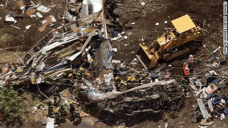 Judge Approves 'Historic' $265M Settlement In 2015 Amtrak Derailment