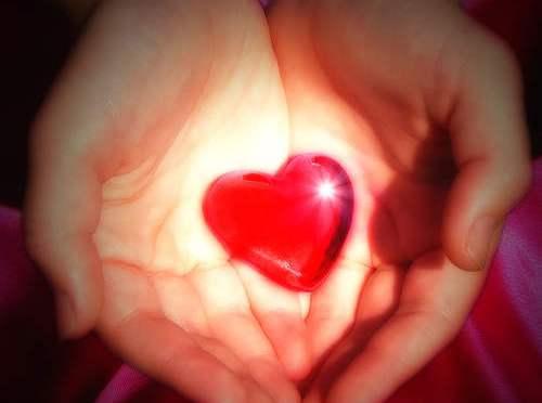 My Sweet Little Heart !!
