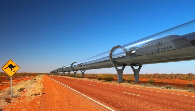 The Hyperloop Could Make Even More Massive Megacities