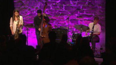 Melissa Aldana Trio   live at Discover Jazz PBS