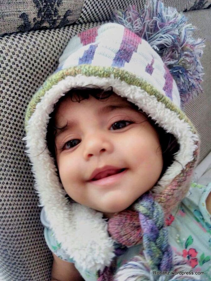 Cuteness overloaded: Aira-'The Princess in the Family'