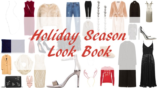 Holiday Party LookBook Blogmas Day 4