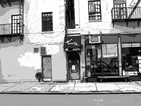 smalls jazz club new york city