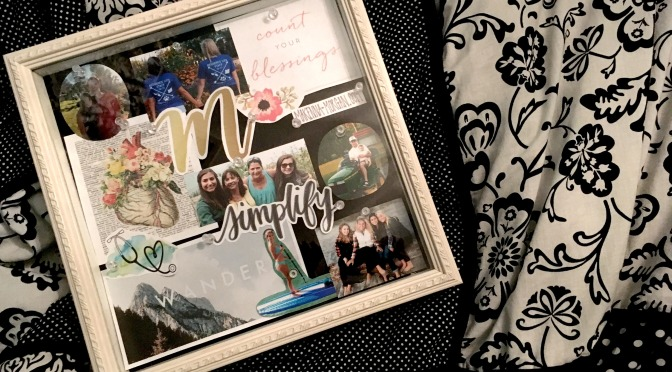 How to Make a Simple Vision Board