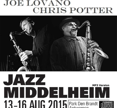 Joe Lovano & Chris Potter – Sax supreme \ Jazz Middelheim 2015 \ Live at Den Brandt Park, Antwerp, Belgium