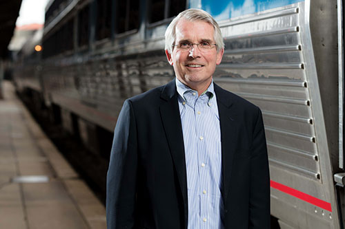 AMTRAK Builds Momentum Behind Critical Upgrades