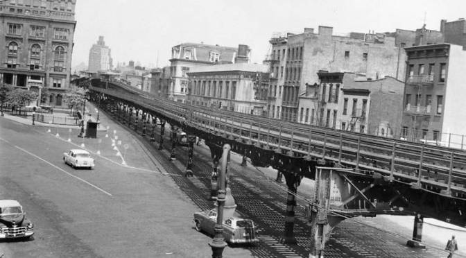 "Like The Second Avenue Subway? Remember The 3rd Avenue ""El"""