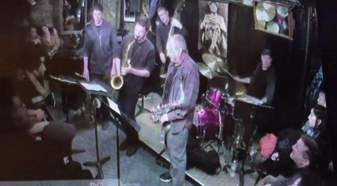 George Garzone & Cosa Nostra  Smalls Jazz Club N.Y.C 1/28/17