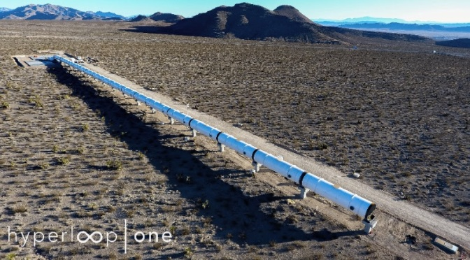 President Trump is Interested in The Hyperloop!!!