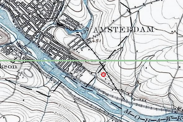 Amsterdam, Chuctanunda and Northern Railroad