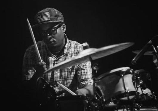 CHRIS DAVE  drum solo