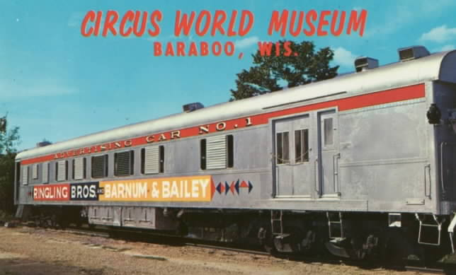 Circus Trains: The Second Greatest Show on Earth