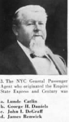 George H. Daniels