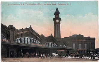 Erie-Lackawanna Railroad