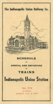 Indianapolis Union Railway