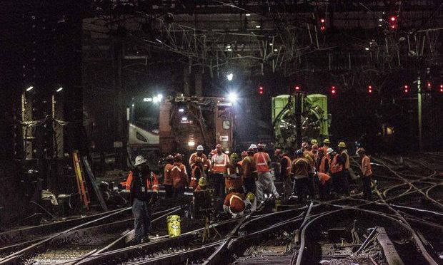 Amtrak says Penn Station repairs could cause major delays, cancellations