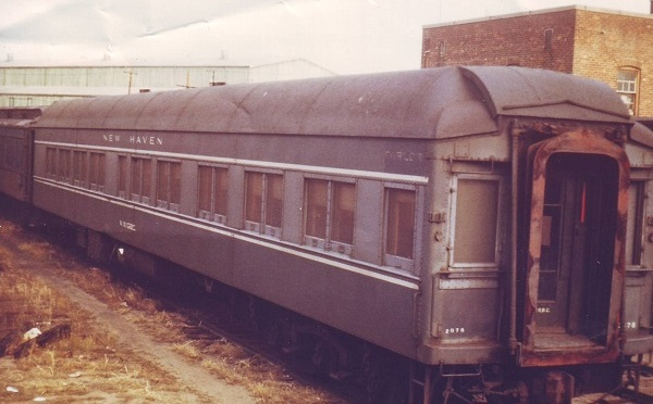 More Bar Cars On The New Haven Railroad?