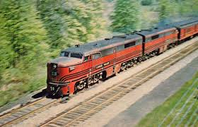 Lehigh Valley Railroad Was Important In New York State