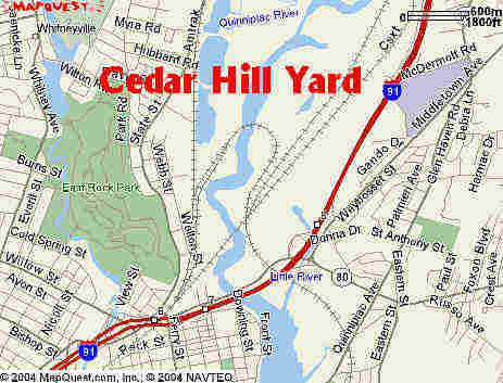 Cedar Hill Was Old And Huge, But It Did The Job