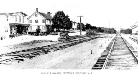 Central New England Railway In New York State