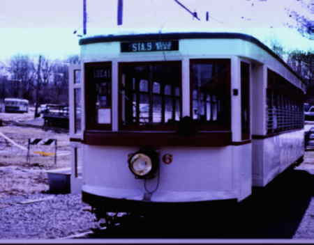 Connecticut Trolley Museum…..The Early Years