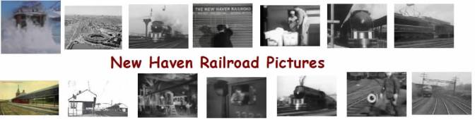 Please Check Out Our New Haven Railroad Page