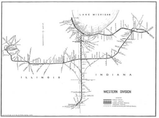 """An Older Rail """"Chicago Bypass"""""""