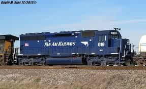Billerica Name Game: Pan Am Rail