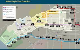 LA Purple Line Construction Gets OK to Proceed