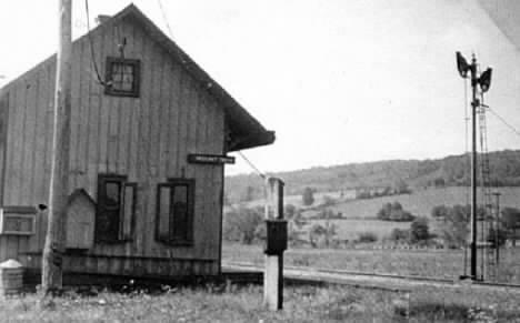 The Rhinebeck & Connecticut Railroad