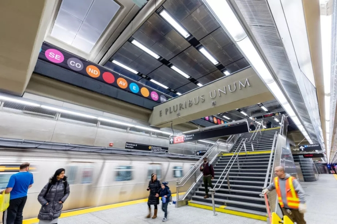 2nd Ave. Subway gets a boost: Two Q Trains