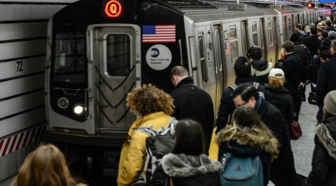 MTA Takes Heat for Surge in Subway Delays;  Cuomo & DeBlasio Remain Mum