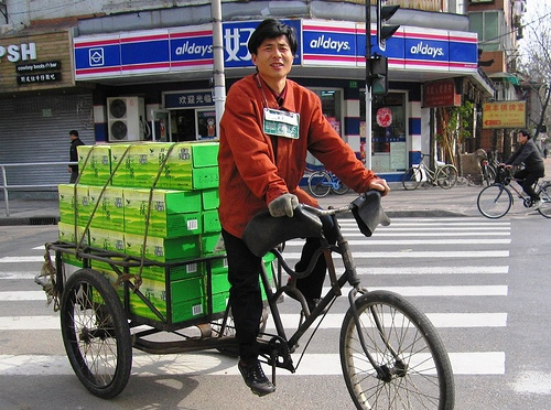 """The BIG """"Last Mile"""" of Home Delivery"""