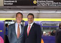 Governor Cuomo Bringing In HIS Team To Run MTA