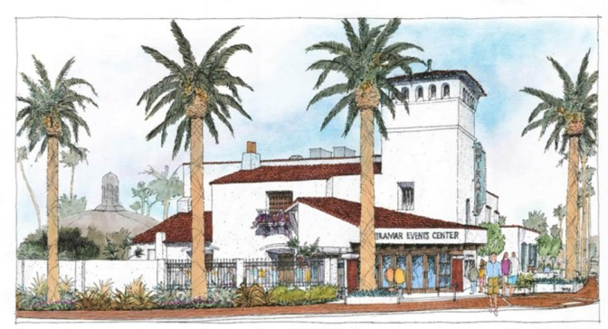 San Clemente approves plan to turn historic Miramar movie theater and bowling alley into events center