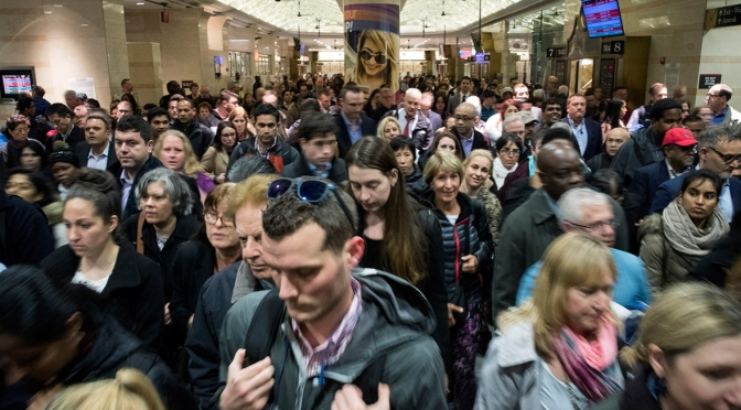 Hell Is New York City's Transit Situation