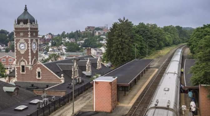 Additional Pittsburgh-Harrisburg rail service subject of study