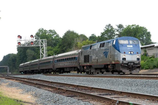 2nd railroad track opens between Schenectady, Albany