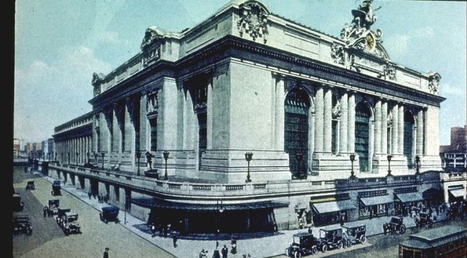 Select trains will use Grand Central Terminal this summer