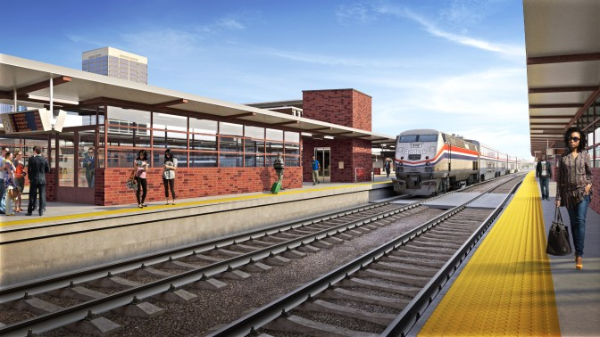 High-Speed Rail Service Between Springfield, Boston Proposed