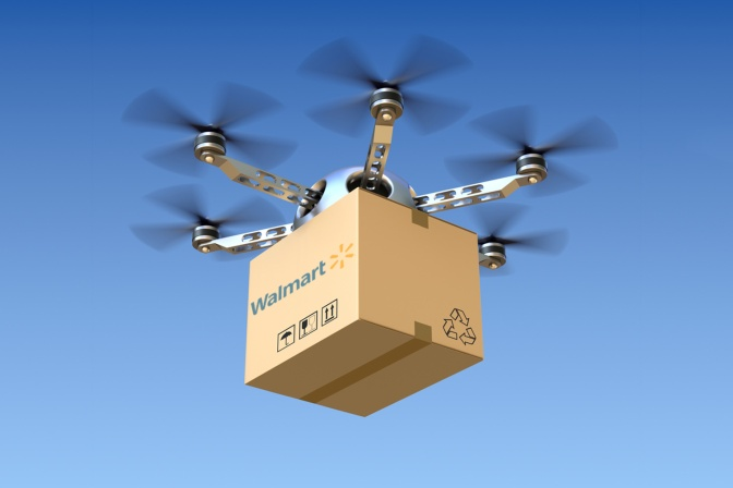 Walmart commissioning Griffiss Airport for drone delivery research