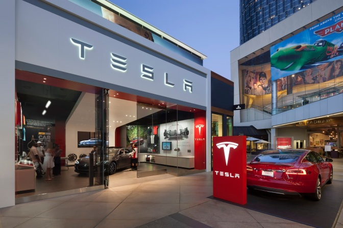 Tesla Technology Put To Use In L.A. Tunnel Project